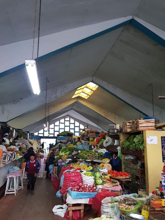 Mercado Laykakota. Image © Nicolás Valencia