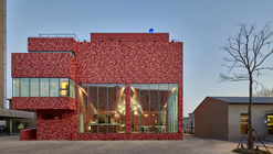 Artron Arts Center / Atelier Deshaus