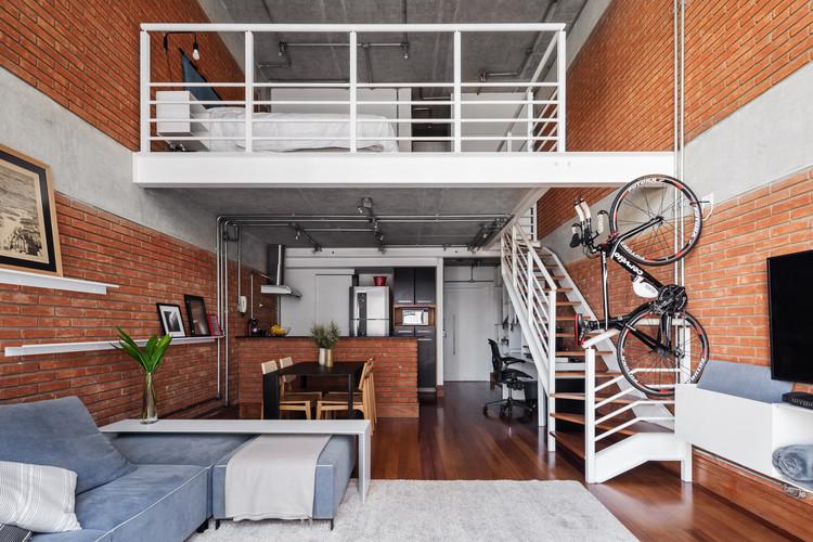 Loft São Paulo / treszerosete, © Ana Mello