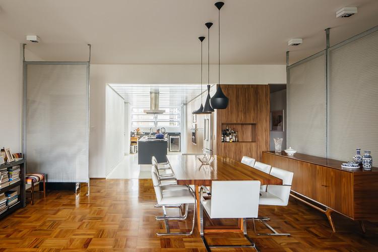 Apartamento Lausanne  / GOAA - Gusmão Otero Arquitetos Associados, © Pedro Kok