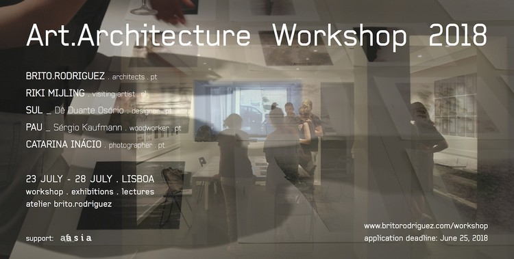Art.Architecture Workshop 2018