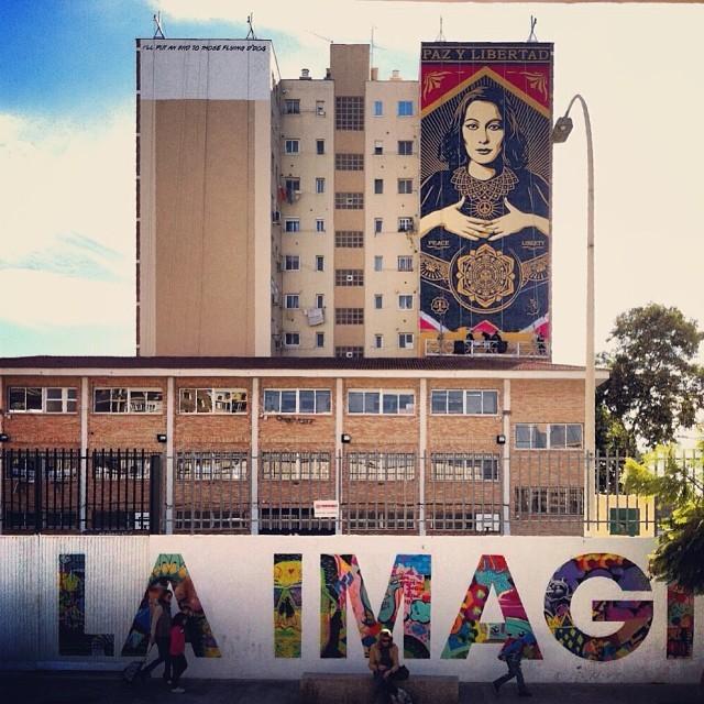 """España es el país europeo con más """"Buenas Prácticas"""" URBACT en sus ciudades, Soho. Málaga . Image © Francisco Navamuel [Flickr], bajo licencia CC BY 2.0"""