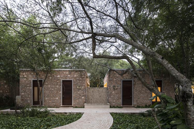 6 proyectos de restauración que tejen temporalidades en México, © Eduardo Calvo Santisbón