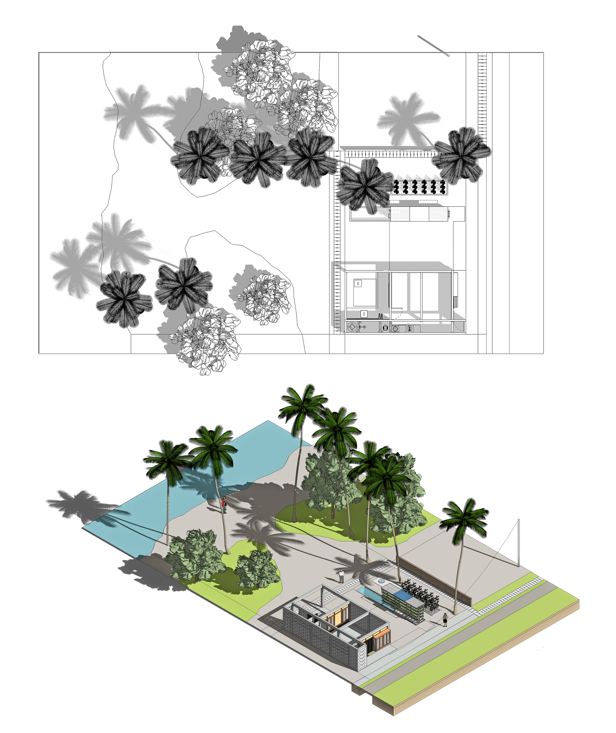 Galería De Casa Ampliable / Urban Rural Systems
