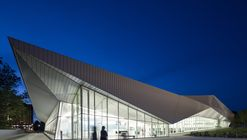UBC Aquatic Centre / MJMA + Acton Ostry Architects