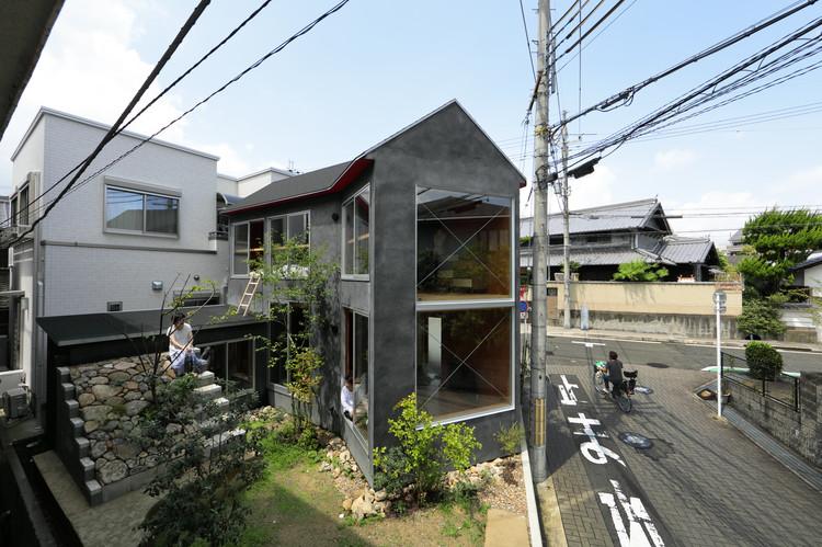 Mushroom House / SPACESPACE, © Koichi Torimura