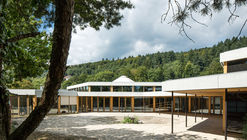 School for Curative Pedagogy HPT Biel / bauzeit architekten
