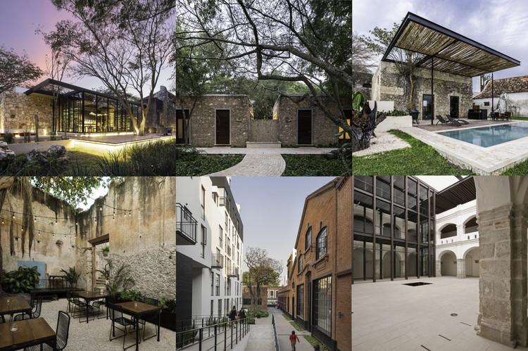 6 proyectos de restauración que tejen temporalidades en México