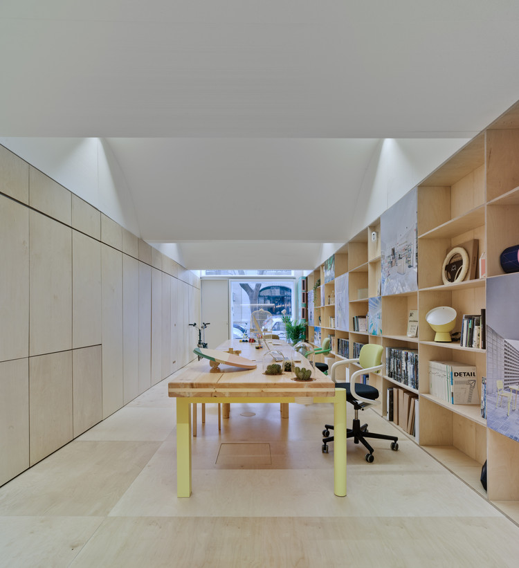 estudio IGLOO Office / estudio IGLOO, © David Frutos