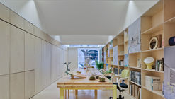 Oficina estudio IGLOO / estudio IGLOO