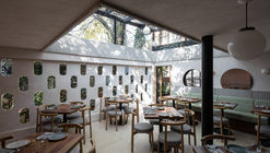 Meroma Restaurante / Oficina de Práctica Arquitectónica