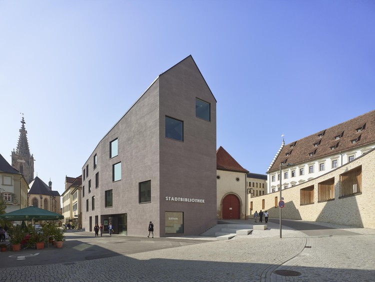 City Library Rottenburg / harris + kurrle architekten bda, © Roland Halbe