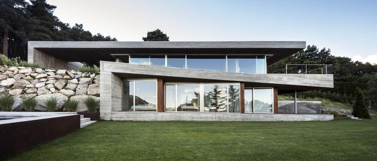 Holm Oak's House / Aranguren&Gallegos Arquitectos, © Jesús Granada