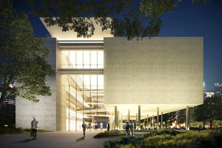 Conheça o projeto do Museu do Trabalho e do Trabalhador, de Brasil Arquitetura, Cortesia de Brasil Arquitetura