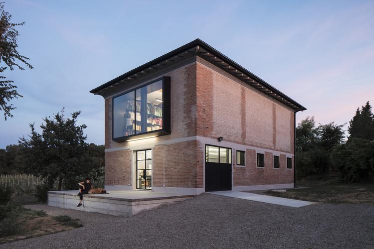 Archivo Francesca Pasquali / Ciclostile Architettura, © Fabio Mantovani