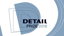 DETAIL Prize 2018
