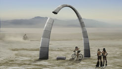 International Ideas Competition: Resolute Arch
