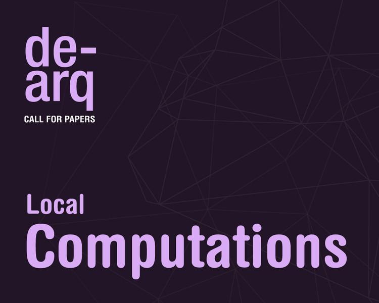 Local Computations, Local computations