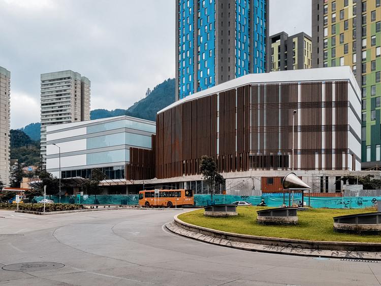 Así avanza la construcción de la Cinemateca Distrital de Bogotá, diseñada por Colectivo 720, Cortesía de Colectivo 720