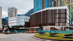 Así avanza la construcción de la Cinemateca Distrital de Bogotá, diseñada por Colectivo 720