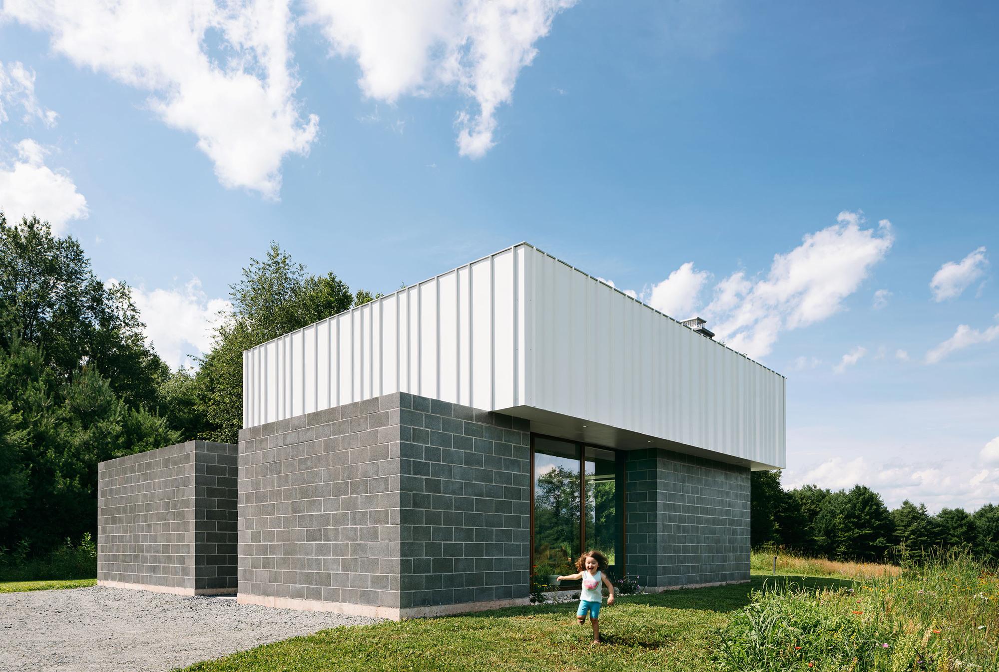 Catskills House / J_spy Architecture and Design