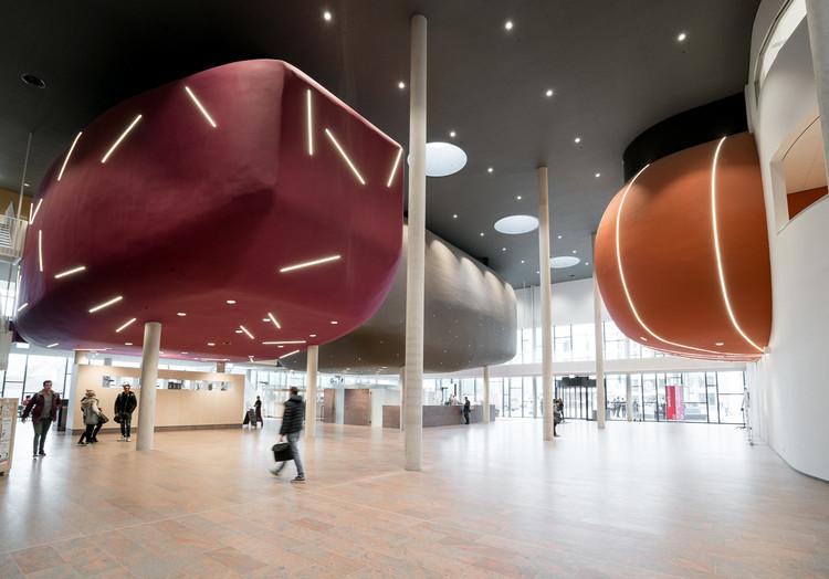 Culture and Education Center / Jeanne Dekkers Architectuur, © Hugo de Jong