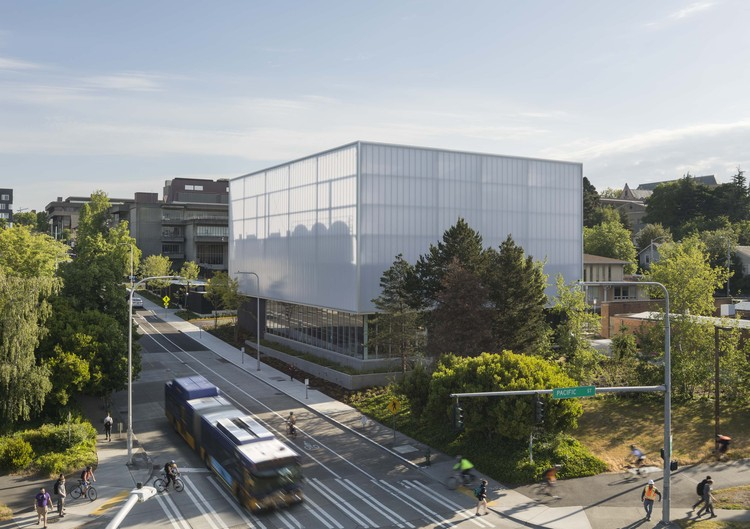 University of Washington West Campus Utility Plant / Miller Hull Partnership, © Lara Swimmer