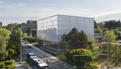 University of Washington West Campus Utility Plant / The Miller Hull Partnership