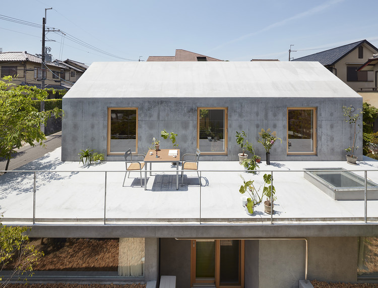Refugio Flotante / Tomohiro Hata Architect and Associates, © Toshiyuki Yano