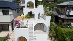 House in Tarumi / Tomohiro Hata Architect and Associates