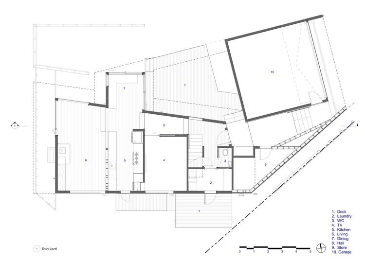 Korokoro Bush House Parsonson Architects