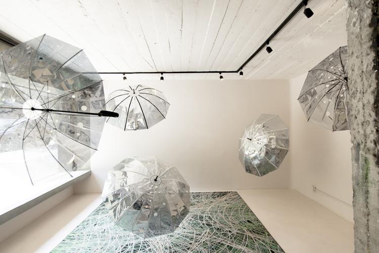 Vitrina inaugura la exhibición 'Rifletutti' de Inside Outside por Petra Blaisse, Cortesía de Vitrina