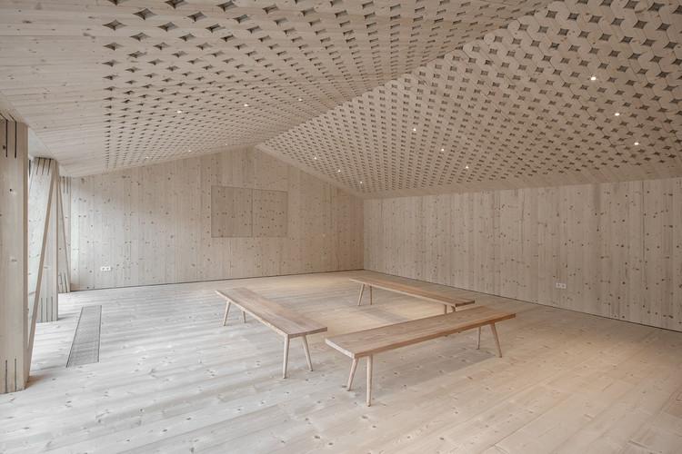 Bad Schörgau / Pedevilla Architects, © Gustav Willeit