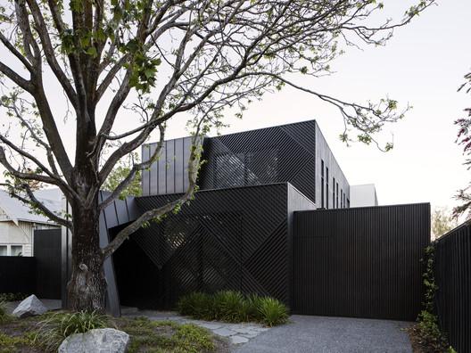 Washington Avenue Townhouses / Pandolfini Architects