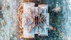 Viviendas abandonadas en España inspiran a ganador de premio internacional de fotografía en drone