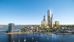 """Woods Bagot Masterplan """"The Next Generation of Mixed-Use Development"""" in Perth"""