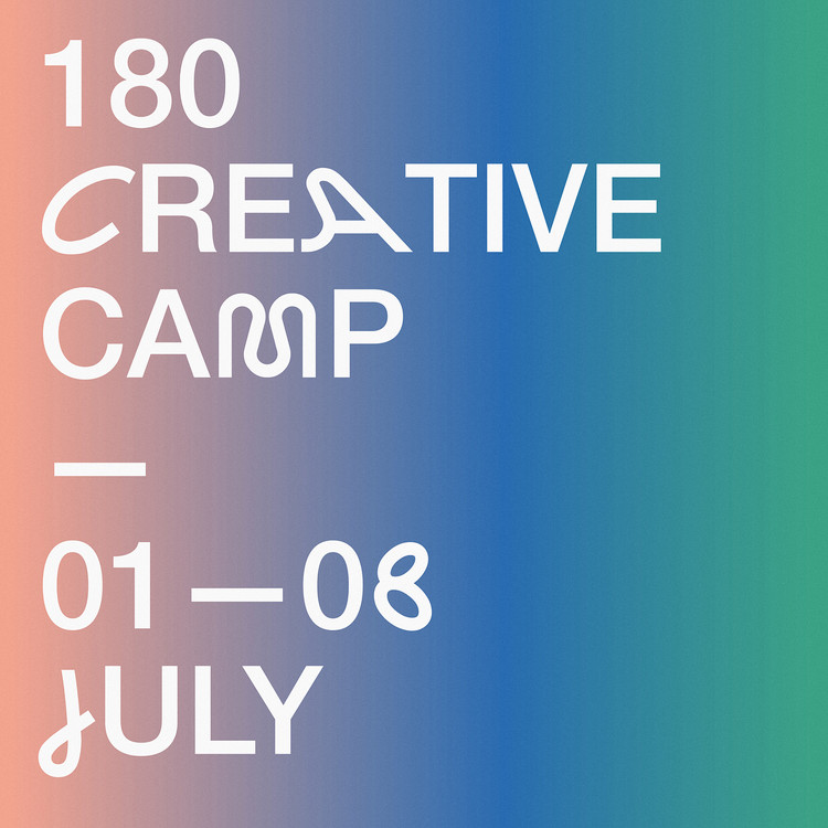 180 Creative Camp 2018 in Abrantes, Portugal, Courtesy of Canal 180