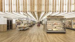 Thanopoulos Supermarket Kifisia- Athens / Klab architecture