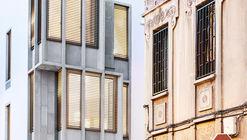 8 Dwellings in Gracia / Raimon Farré Moretó