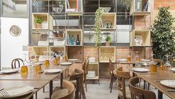 Restaurante Lugarejo / Francisco Montoya y David García