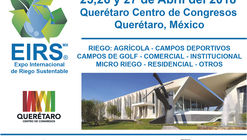 EXPO INTERNACIONAL DE RIEGO SUSTENTABLE 2018