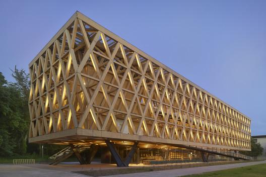 Chile Pavilion at Expo Milan 2015 / Undurraga Devés Arquitectos
