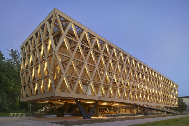 Pavilhão do Chile Expo Milão 2015 / Undurraga Devés Arquitectos, © Roland Halbe