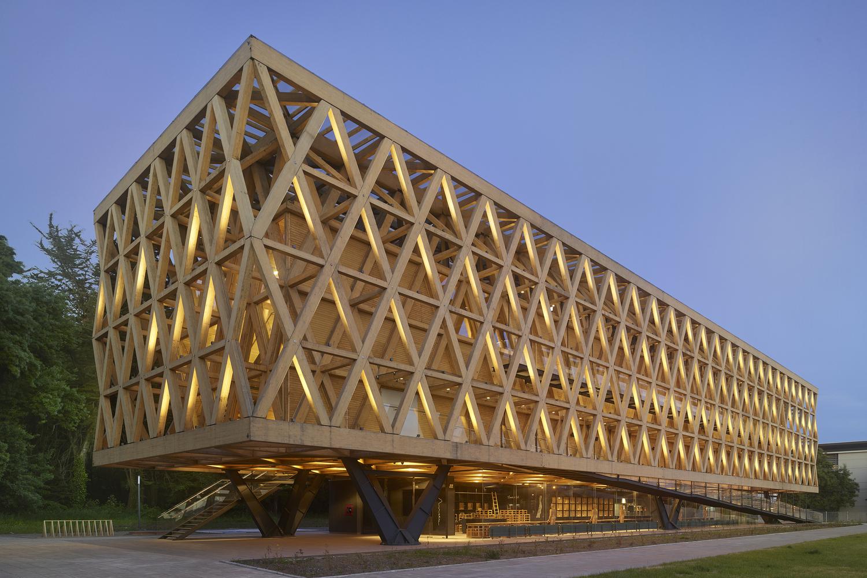 Pabellón de Chile Expo Milán 2015 / Undurraga Devés Arquitectos