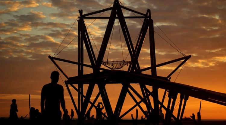¿Puede la arquitectura social ser más que una anécdota?, TSL Canoa 2017: El Atrapasueños / Natura Futura Arquitectura + Ruta 4. Image © Natura Futura Arquitectura + Ruta 4