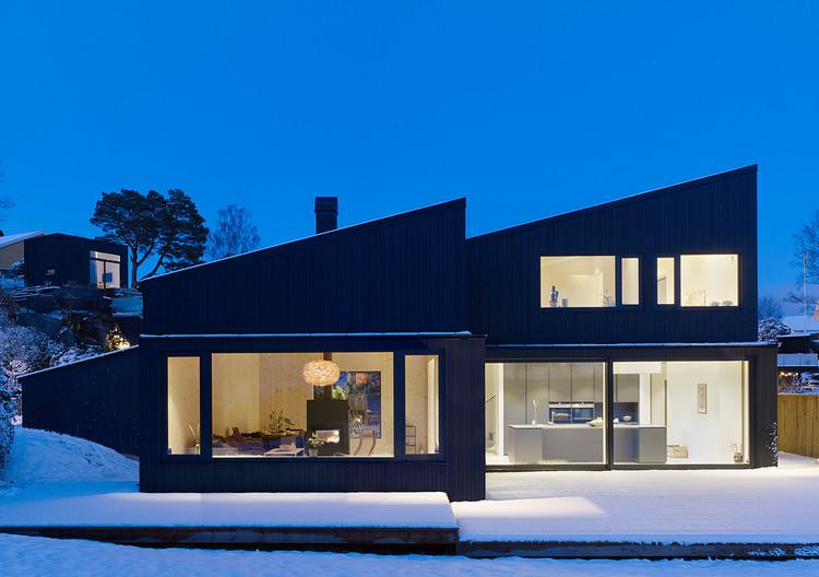 Öjersjö-House / Bornstein Lyckefors Architects, © Bert Leandersson