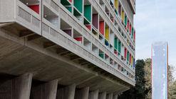 AD Classics: Unite d' Habitation / Le Corbusier