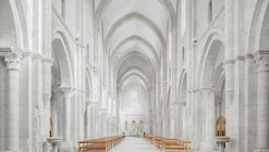 Italian Cistercian Architecture Through The Lens of Federico Scarchilli