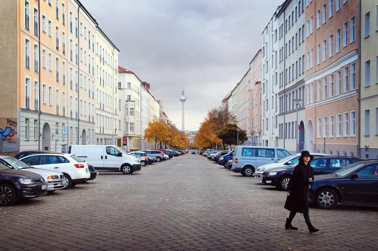 Uma cidade coletiva é uma cidade feminista, Berlim, 2015. Imagem © Ana Asensio
