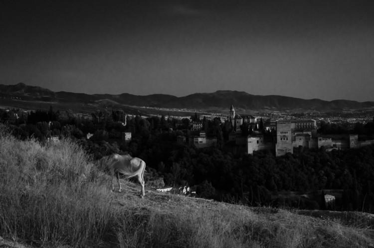 El futuro de la arquitectura española pasa por Granada, Vista de La Alhambra de Granada. Image © Niveditaa Gupta